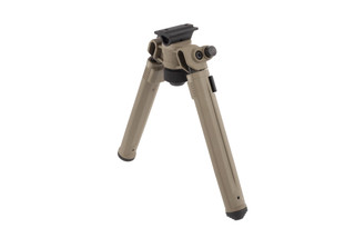 Magpul A.R.M.S. 17S compatible bipods are incredibly feature rich, A.R.M.S. 17S compatible compatible bipod for rifles with a non-reflective non-FDE finish