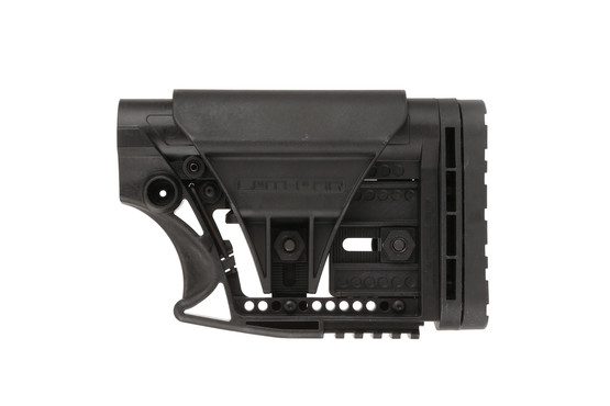 The MBA-3 AR15 Carbine stock Assembly is a modular buttstock designed for 3 gun competition