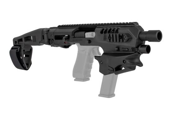 CAA Micro Conversion Kit Glock 20/21 Long Stabilizer - Black