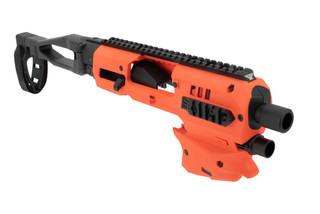 CAA Micro conversion kit for g42 comes in orange