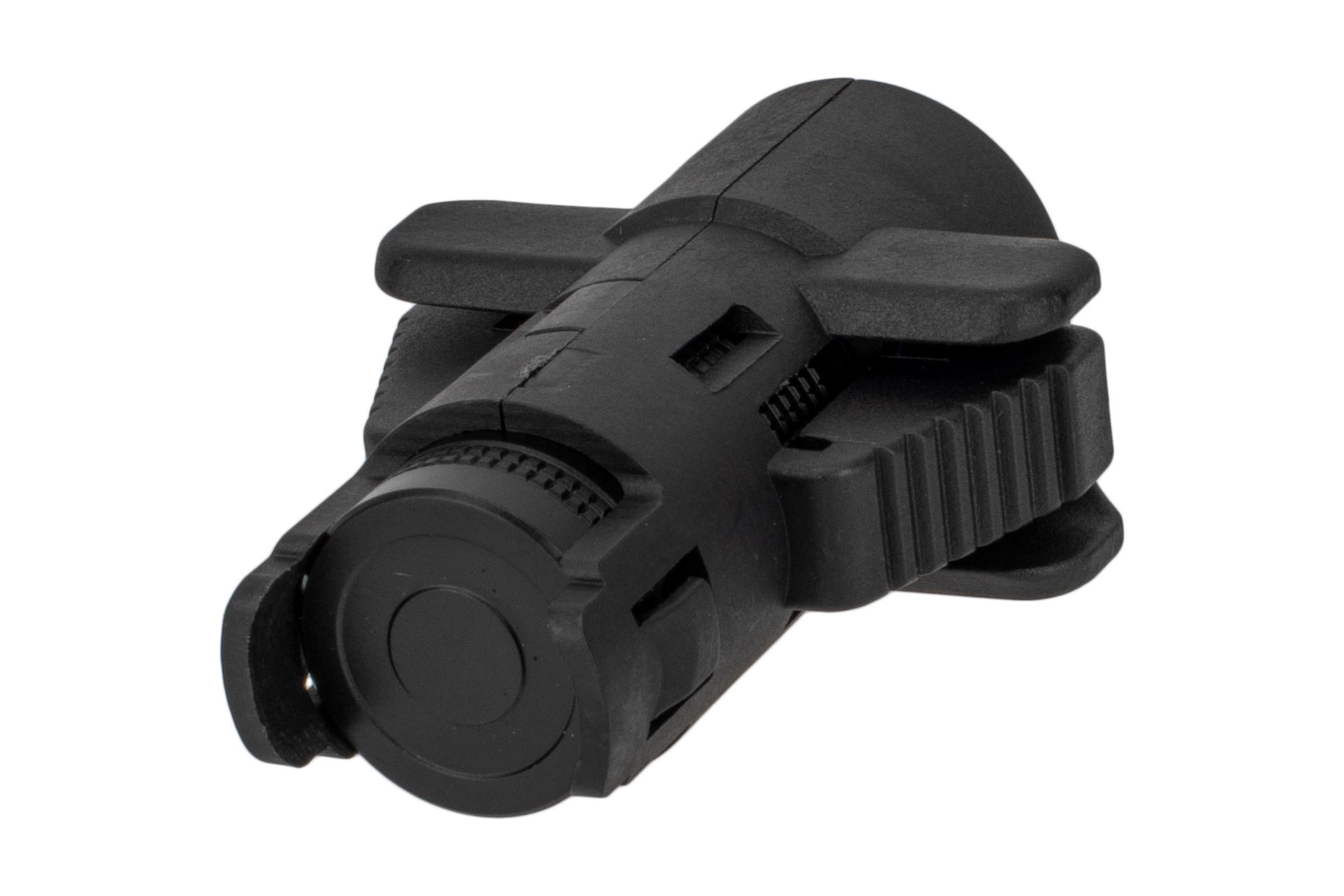 The Command Arms tactical light for MCK outputs 500 Lumens of light