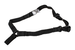 The Command Arms Single Point sling for the Micro Conversion Kit features a 1.5 inch Nylon strap and bungee cord