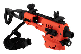Command arms p80 conversion kit comes in orange