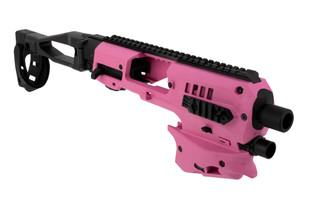 Command Arms polymer 80 conversion kit comes in pink