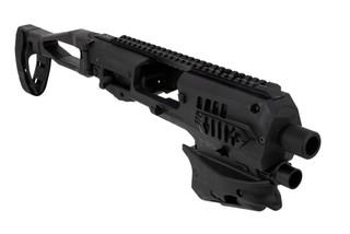 Command Arms p80 kit comes in black