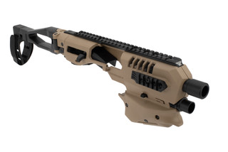 Command Arms MCK for Springfield XDM in flat dark earth