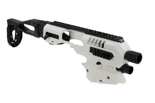 Command arms mck springfield armory kit comes in white