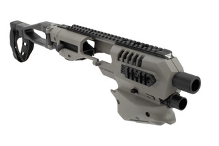Springfield Armory CAA Micro conversion kit in Tungsten grey