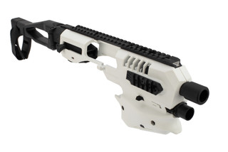 Command Arms MCK XD9 in white polymer