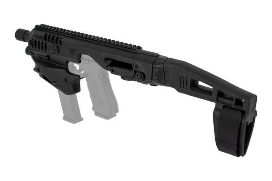 CAA Micro Conversion Kit Glock Long Stabilizer - Black MCK