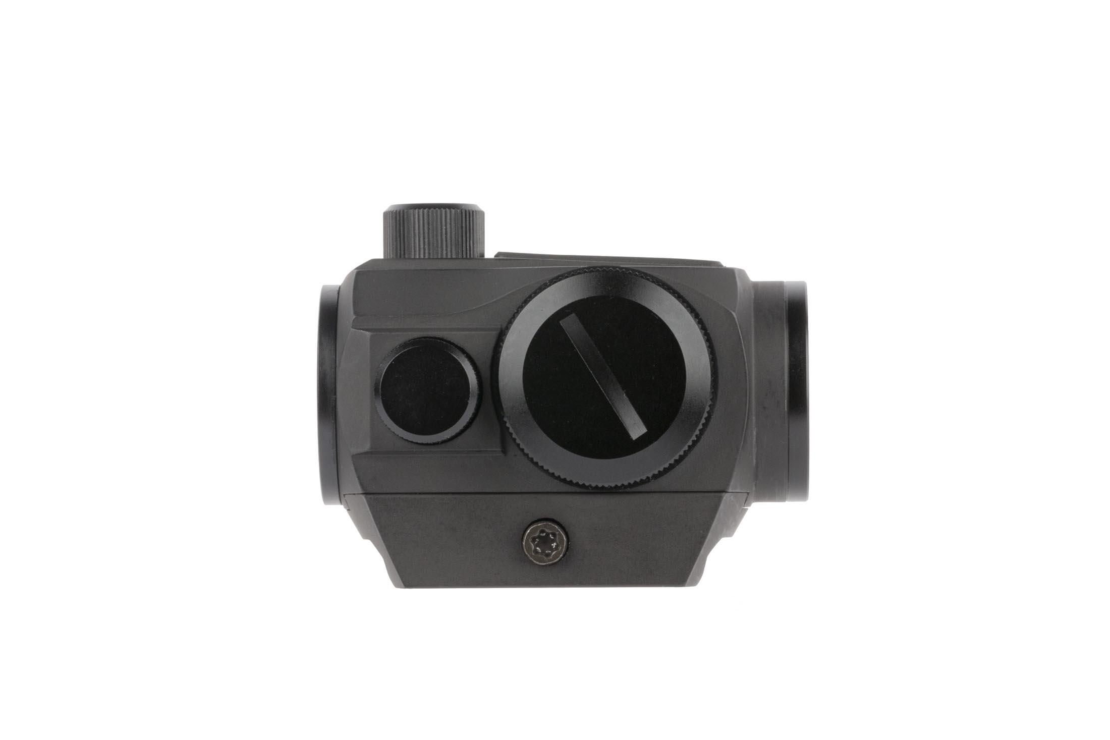 Primary arms MD-ADS advanced micro red dot sight is extremely compact at just 2.4 inches long and 4 oz in weight