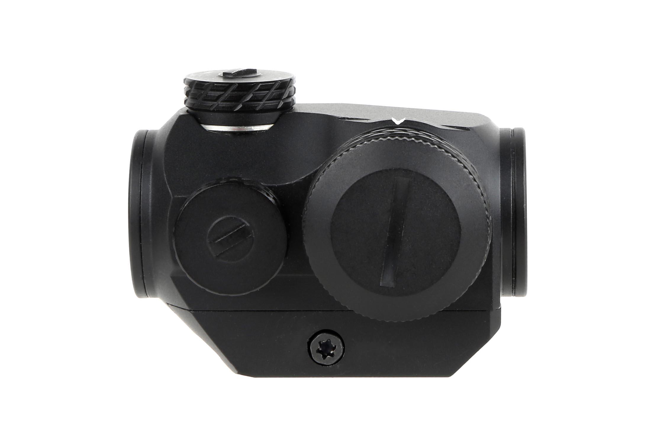 The Advanced Micro Red Dot sight from Primary Arms is extremely low profile and durable