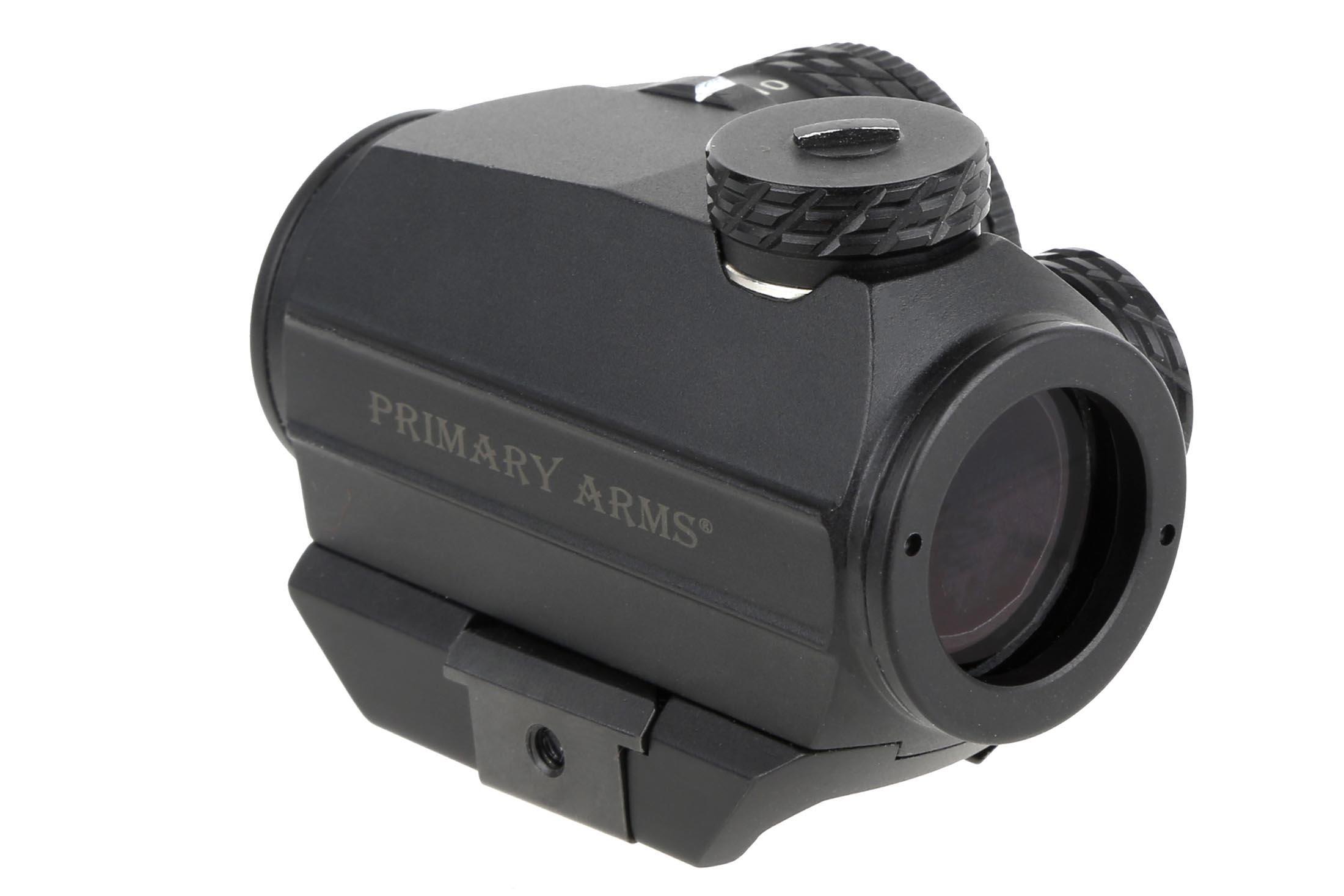 The Advanced Micro Red Dot from Primary Arms sight has 11 illumination settings