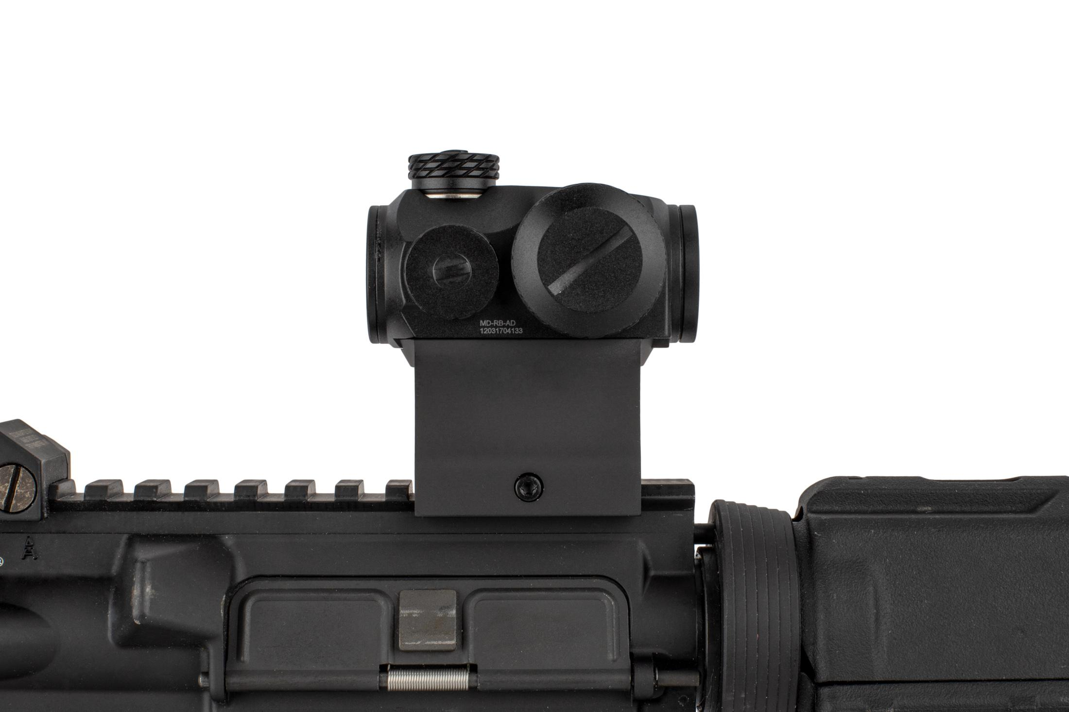 Primary Arms Silver Series Advanced Rotary Knob Microdot Red Dot Sight