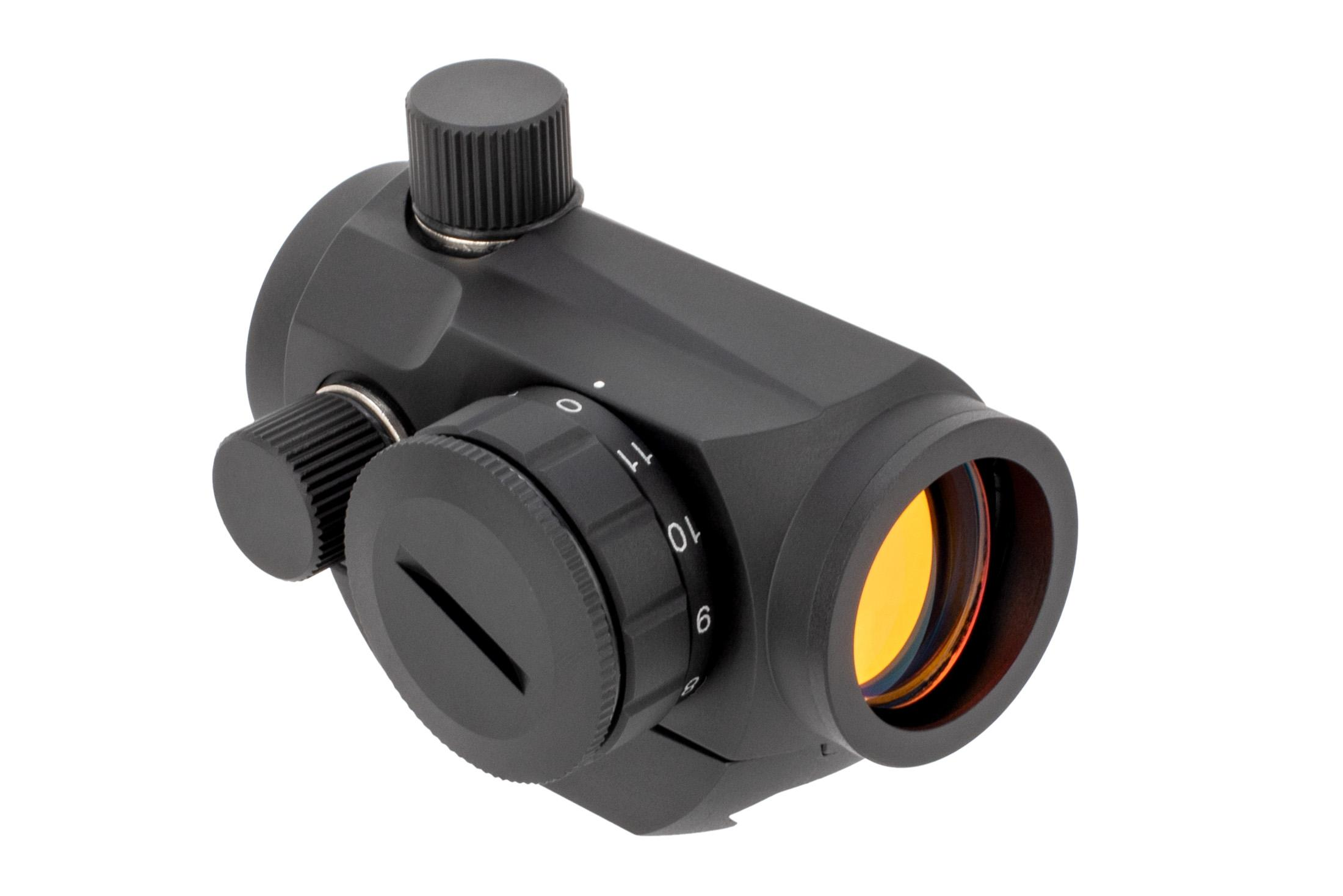 The Primary Arms Micro Dot gen II features a removeable base and illuminated red dot ""