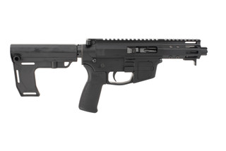 "Foxtrot Mike Products 3"" Ultralight AR9 Pistol with MFT brace"