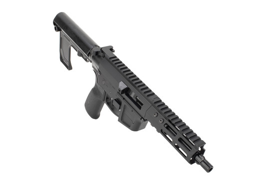 "Foxtrot Mike Products Primary Arms Exclusive 7"" AR9 Glock style pistol with tri lug adapter"