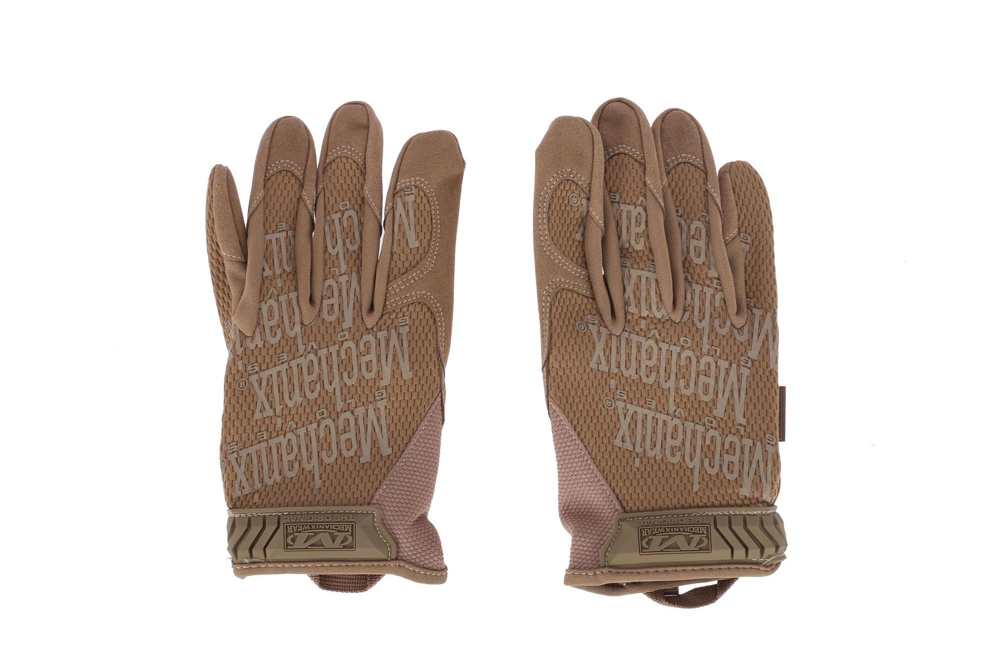 Mechanix Wear Original Glove Coyote - Extra Large