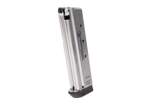 Nighthawk Custom .45 ACP 1911 magazine with stainless body and 8-round capacity