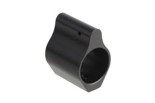 The Radical Firearms low profile gas block .750 is Melonite coated for durability
