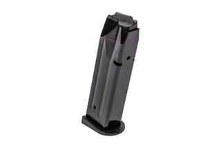 CZ USA 20-round 9mm magazine for the CZ 75 Tactical Sport is a highly reliable full capacity magazine with tough steel body.