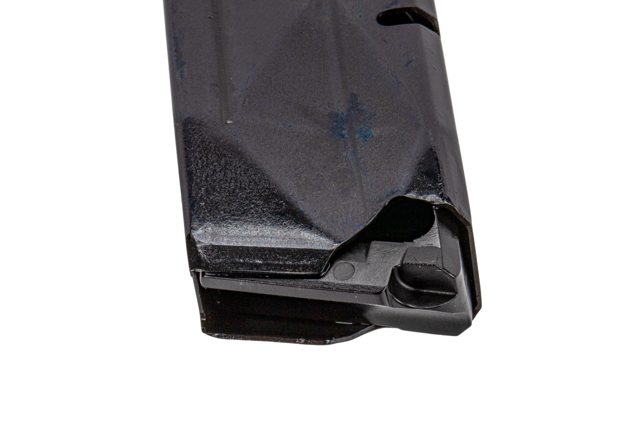 CZ USA full capacity CZ 75 Tac Sport 9mm 20-round magazine with durable finish and high reliable follower.
