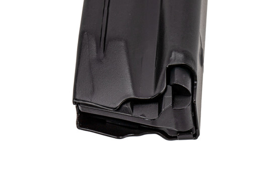 The H&K VP9SK 9mm 13 round Magazine features an easily removable polymer base plate