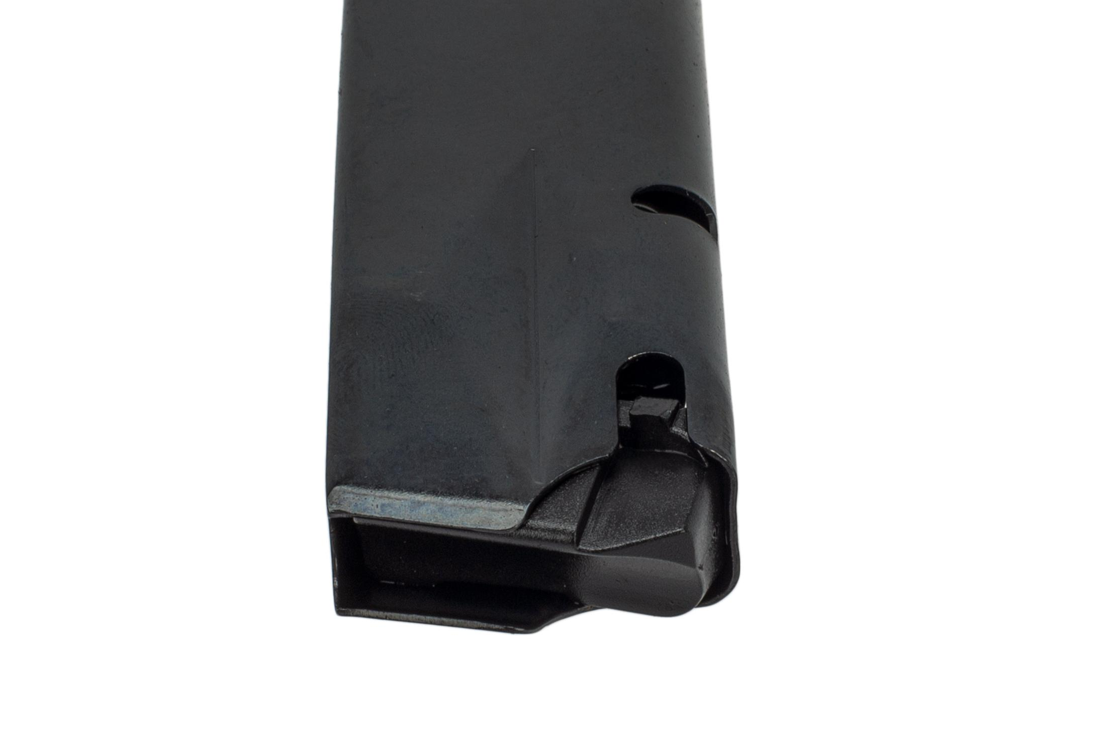 ProMag TP9 18 round magazine features steel feed lips