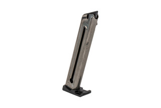 Ruger 10-round .22 LR magazine for the Mark IV 22/45 is a highly reliable full capacity magazine with tough steel body.