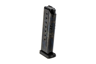 SIG Sauer 10mm P220 magazine is a sturdy steel magazine holds 8 rounds of ammunition with a flush base plate.