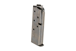 SIG Sauer .380 ACP P238 magazine is a sturdy steel magazine holds 6 rounds of ammunition with a flush base plate.