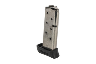 SIG Sauer .380 ACP P238 magazine is a sturdy steel magazine holds 7 rounds of ammunition with a finger extension base plate.