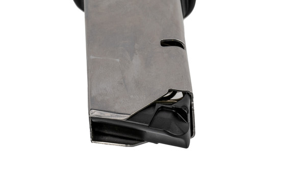 Springfield Hellcat 13 round magazine features a stainless steel design