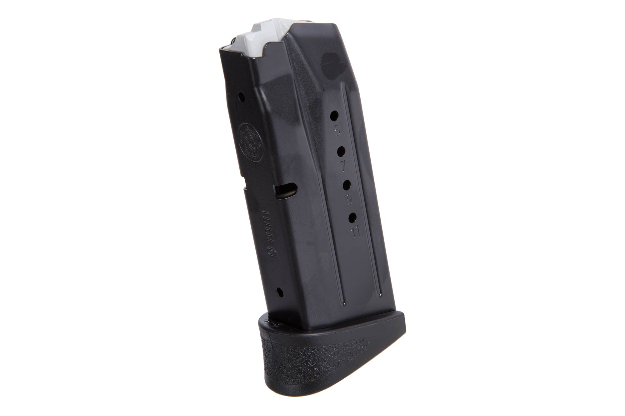 Smith & Wesson M&P COMPACT 9MM 12RD Finger Rest Magazine