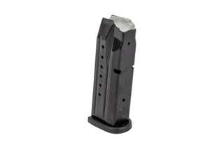 Smith & Wesson 15-round 9mm magazine for the M&P 2.0 is a highly reliable full capacity magazine with tough steel body.