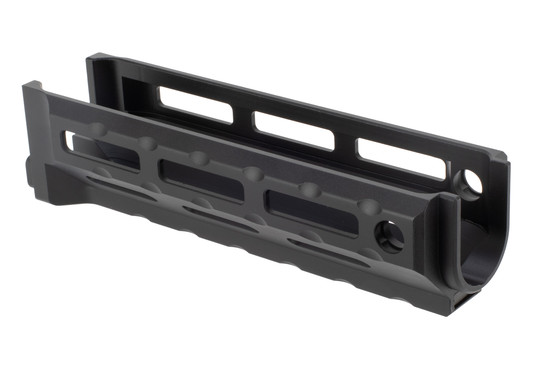 Midwest Industries AK universal handguard features M-LOK slots