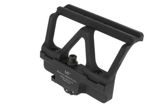 The Midwest Industries ACOG side mount is designed for AK47 pattern rifles