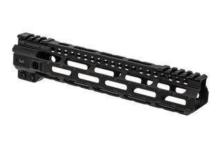 Midwest Industries Lightweight handguard 10.5 features M-LOK attachment slots