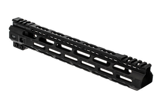 Midwest Industries lightweight handguard is 12.625 inches in length