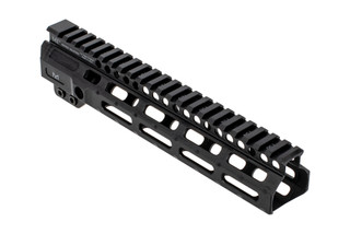 Midwest Industries 12 inch combat rail handguard features a free float design