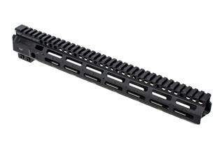 Midwest Industries combat rail 14 inch handguard features a free float design