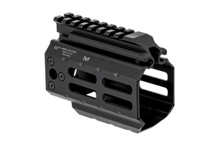 "Midwest Industries 4.25"" M-LOK handguard for the CZ Scorpion EVO series of pistols and carbines."