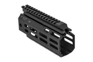 "Midwest Industries 6.75"" M-LOK handguard for the CZ Scorpion EVO series of pistols and carbines."