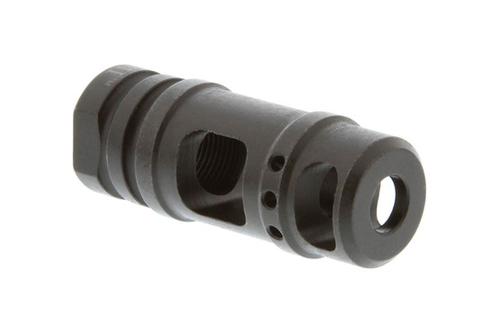 The AR 30 Cal Muzzle Brake from midwest industries is designed for ar10 .308 rifles