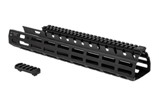 The Midwest Industries Sig MPX handguard 14 inch features M-LOK slots