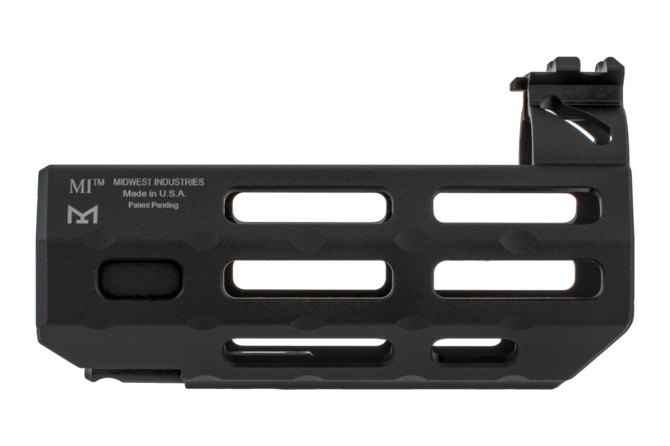 Midwest Industries Sig MPX M-Lok Handguard - 4.5