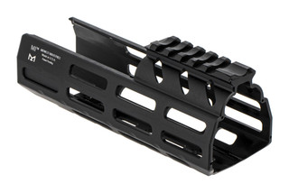 "Midwest Industries 6.5"" M-LOK handguard for the SIG Sauer MPX series of pistols and carbines."