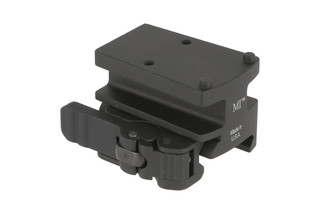 Midwest Industries Quick Detach Red Dot Mount, Trijicon RMR Compatible - Lower 1/3 - 1/65 in. - Right Front