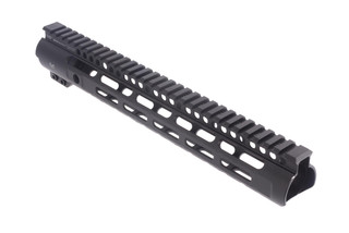 Midwest Industries 12.63in Slim Line free float AR-15 handguard features a tough anodized finish and accepts M-LOK accessories