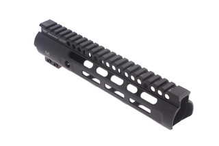 Midwest Industries 9.25in Slim Line free float AR-15 handguard features a tough anodized finish and accepts M-LOK accessories